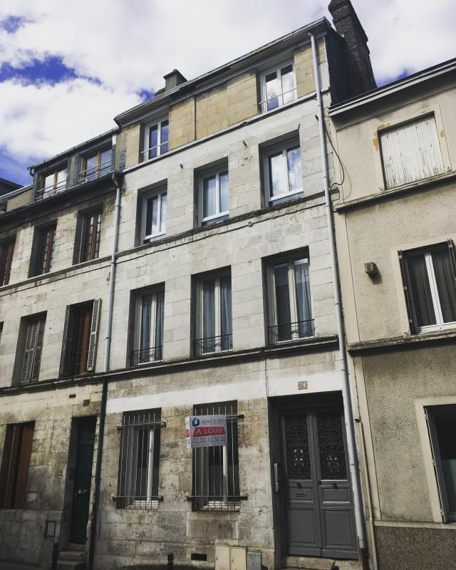 Vente immeuble Rouen 475800€ - Photo 1