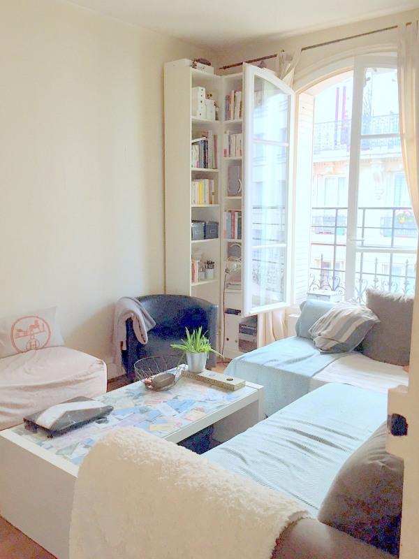 Location appartement Paris 15ème 957€ CC - Photo 1
