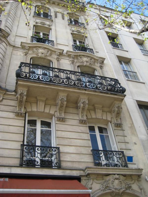 Rental apartment Paris 17ème 1600€ CC - Picture 7
