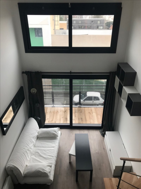 Rental apartment Vitry sur seine 860€ CC - Picture 1