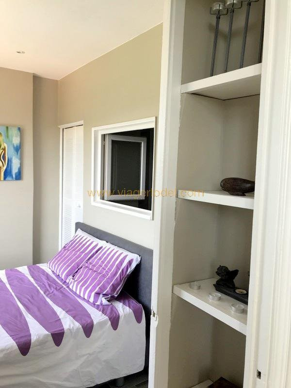 Viager appartement Andon 50000€ - Photo 8