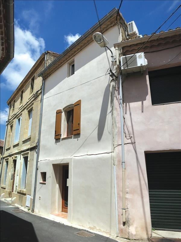 Verkoop  huis Lansargues 155000€ - Foto 1