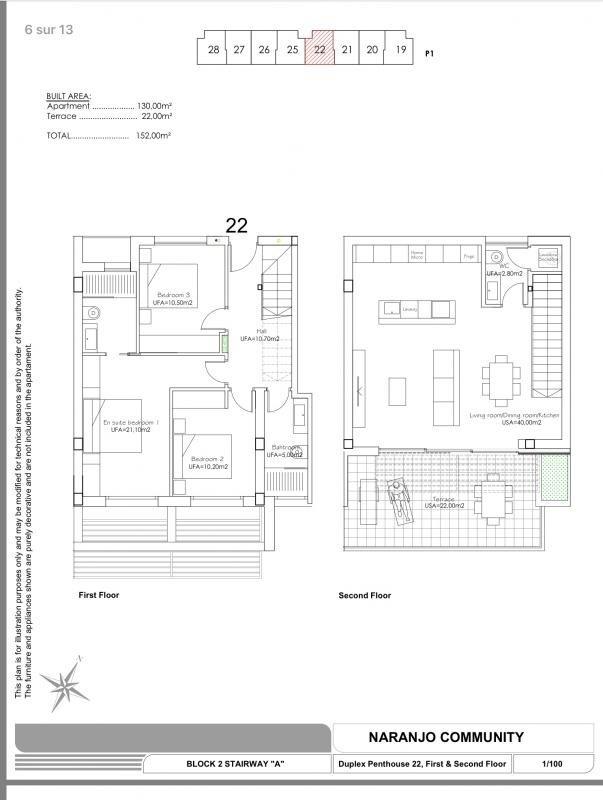 Deluxe sale apartment Las colinas golf orihuela 356000€ - Picture 11