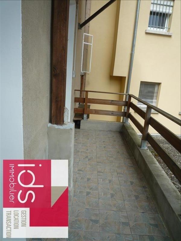 Alquiler  apartamento Allevard 830€ CC - Fotografía 9
