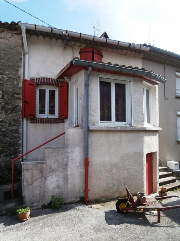 Vente maison / villa Mazamet 60000€ - Photo 1