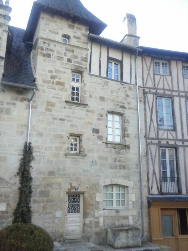 Location appartement Terrasson la villedieu 360€ CC - Photo 1