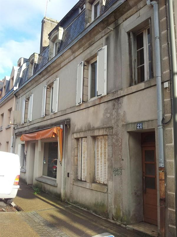 Sale building Quimper 190 800€ - Picture 1