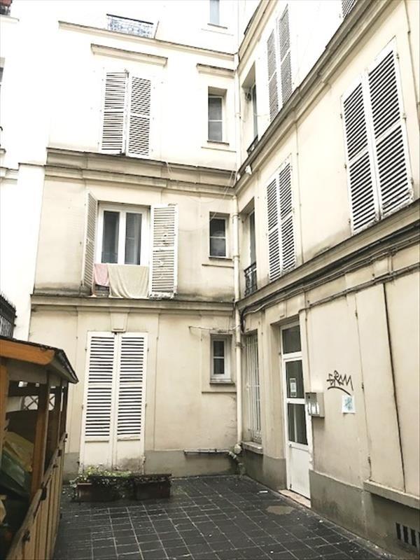Vente appartement Paris 10ème 126000€ - Photo 1