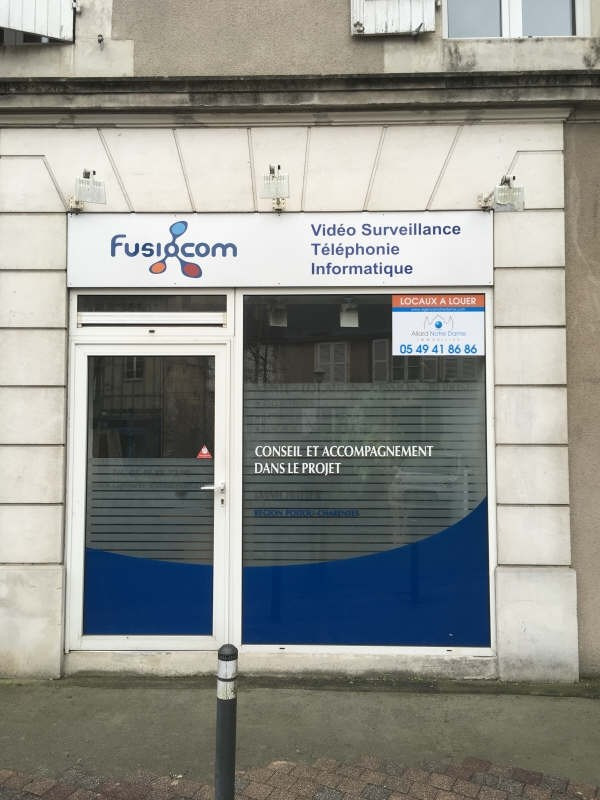 Location local commercial Poitiers 300€ HT/HC - Photo 5