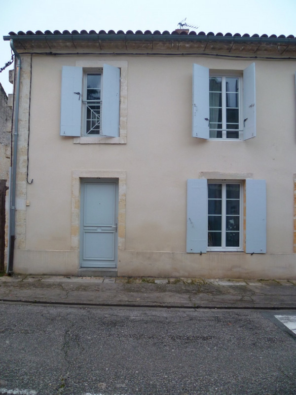 Location maison / villa Portets 556€ CC - Photo 1