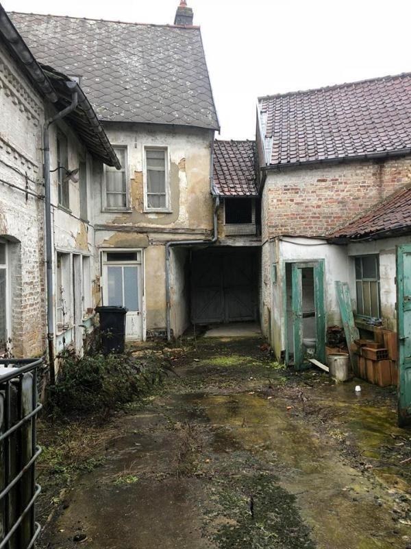 Vente maison / villa Auxi le chateau 25000€ - Photo 2