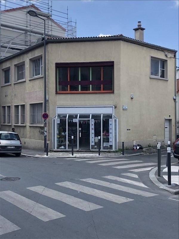 Vente immeuble Montreuil 856000€ - Photo 1