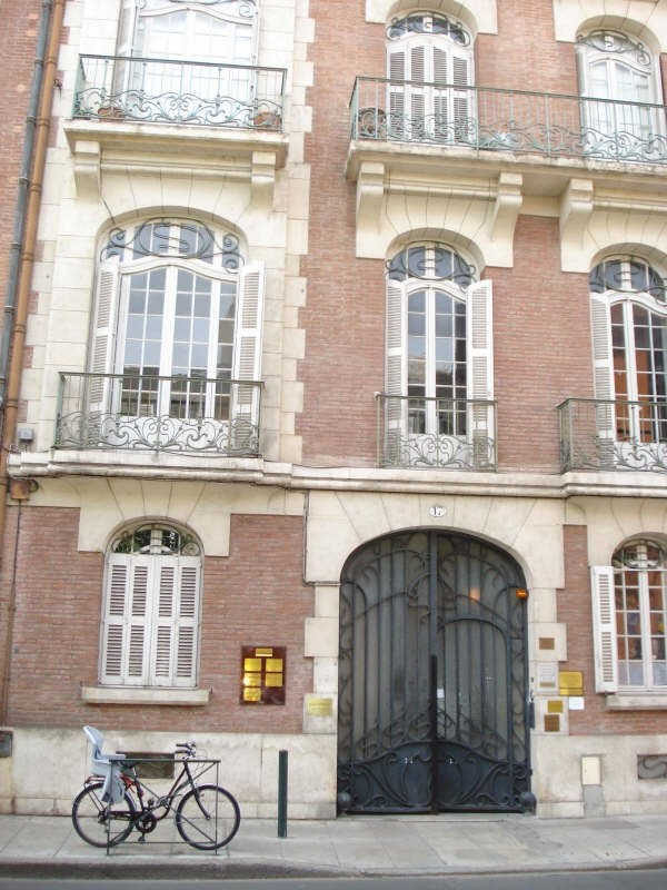 Rental apartment Toulouse 519€ CC - Picture 1