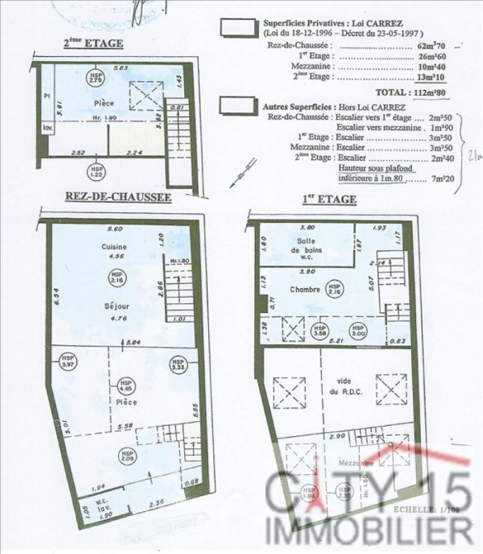 Vente de prestige appartement Paris 13ème 1144000€ - Photo 2