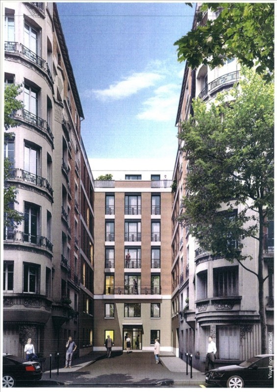 Vente de prestige appartement Clichy 495 000€ - Photo 1