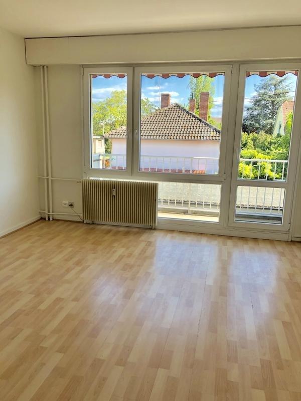 Rental apartment Lingolsheim 890€ CC - Picture 1