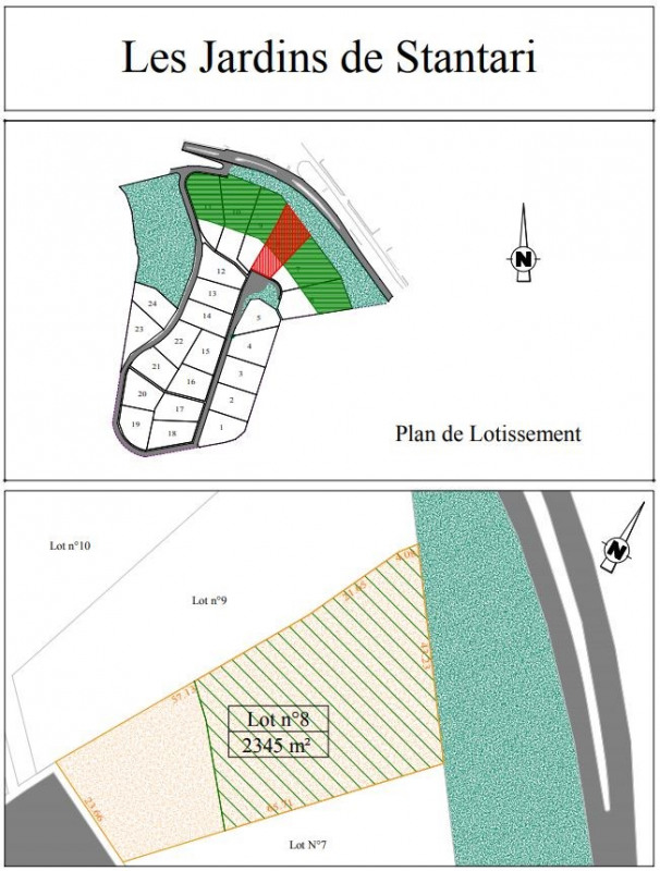Vente terrain Sartène 120 000€ HT - Photo 3