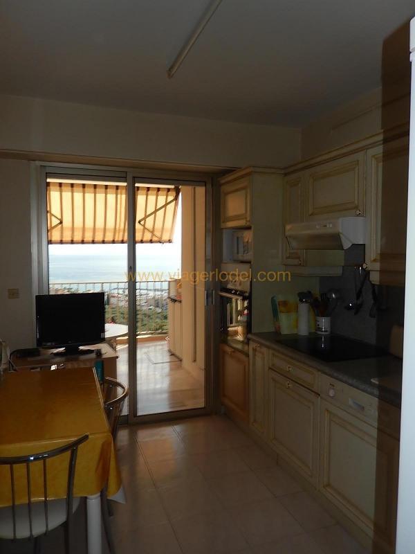 Lijfrente  appartement Menton 122000€ - Foto 8
