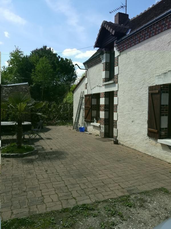 Sale house / villa Pezou 125000€ - Picture 1