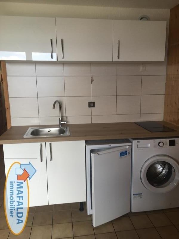Rental apartment Mont saxonnex 480€ CC - Picture 1