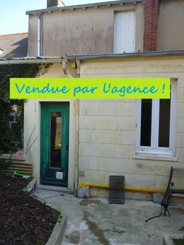 Vente maison / villa Douarnenez 110250€ - Photo 1