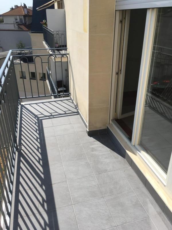 Rental apartment Les pavillons-sous-bois 995€ CC - Picture 3