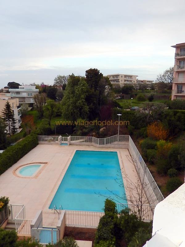 Viager appartement Antibes 60000€ - Photo 1