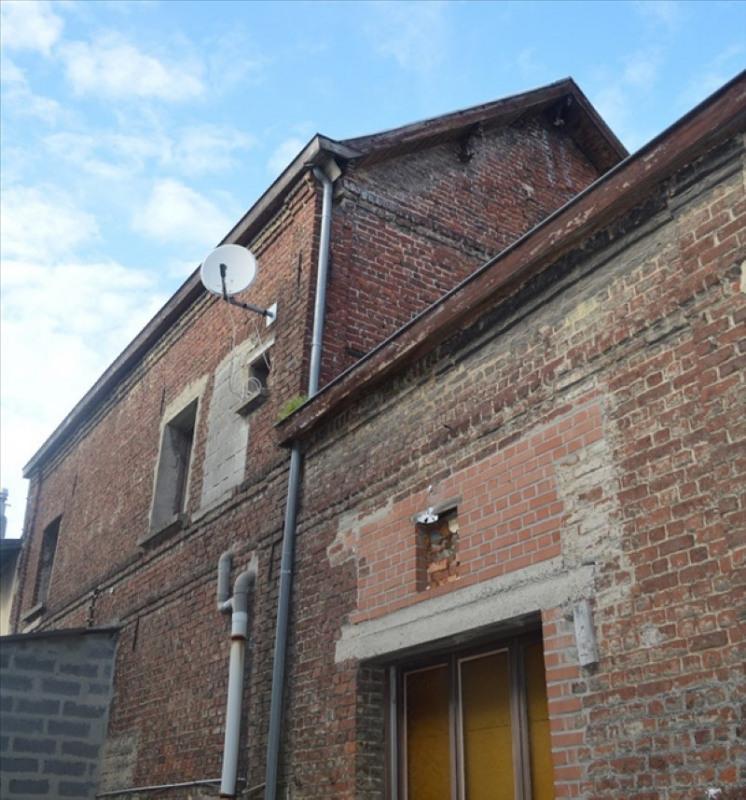 Vente maison / villa Montigny en gohelle 117000€ - Photo 1