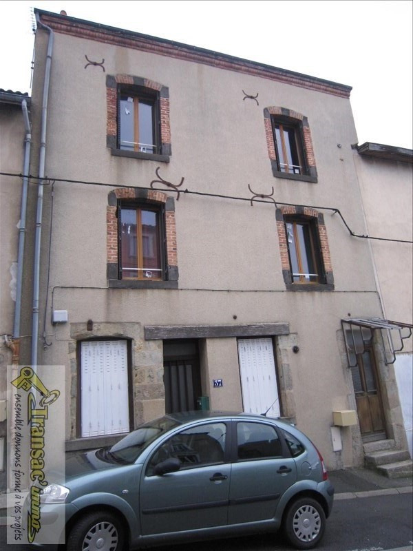 Sale building Thiers 44000€ - Picture 1