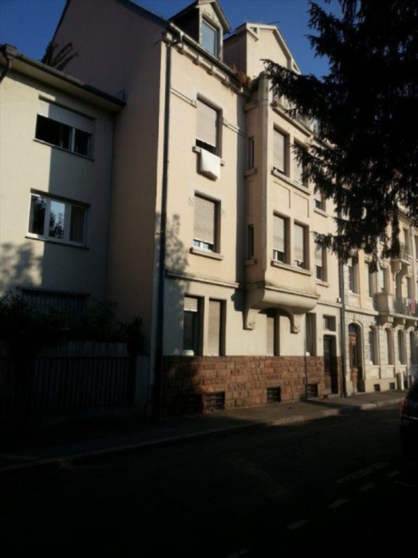 Investment property building Mulhouse 410000€ - Picture 1