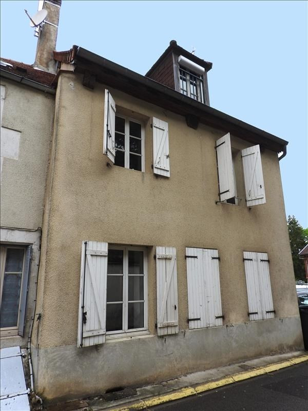 Vente maison / villa Chatillon sur seine 55 000€ - Photo 1