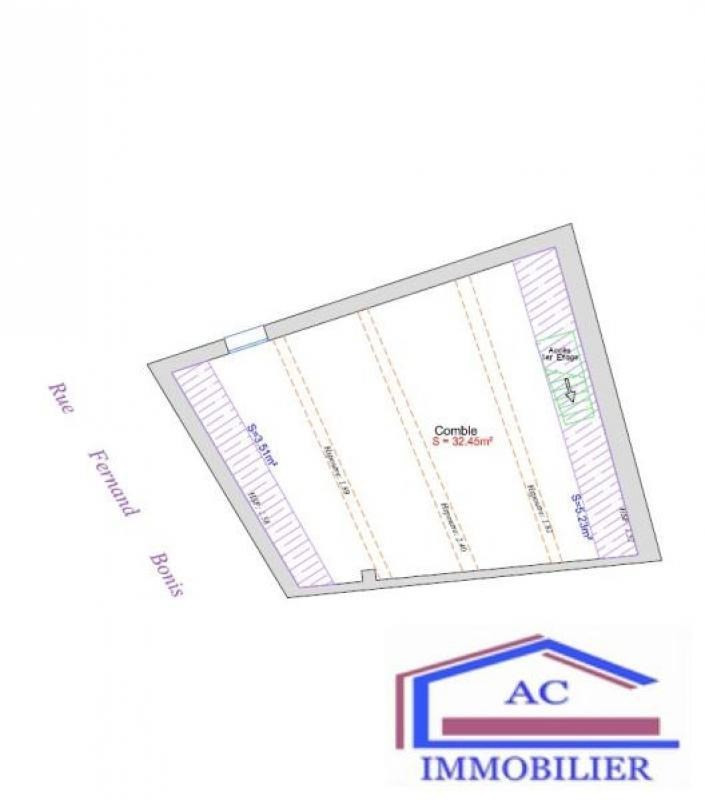 Vente immeuble Andrezieux boutheon 90000€ - Photo 4