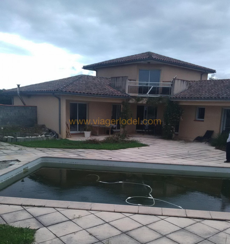 Viager maison / villa Seysses 85 000€ - Photo 1