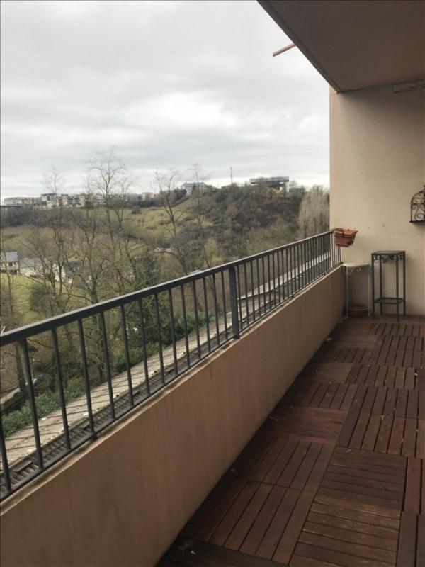 Rental apartment Rodez 440€ CC - Picture 1