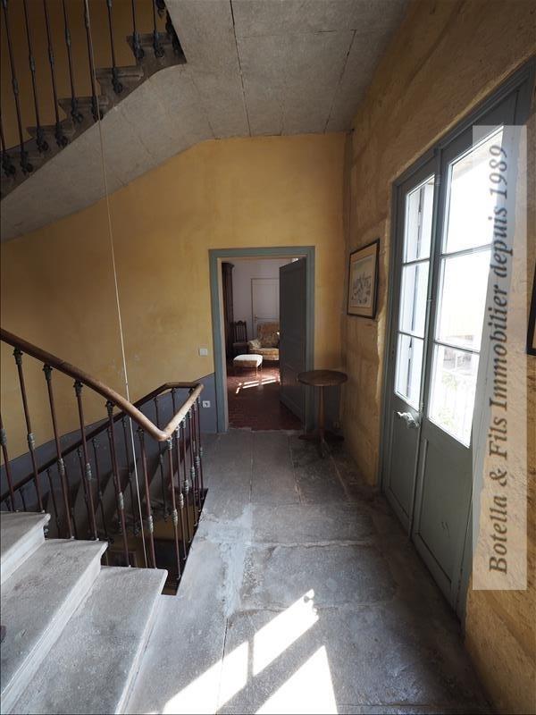 Immobile residenziali di prestigio casa Uzes 737000€ - Fotografia 10