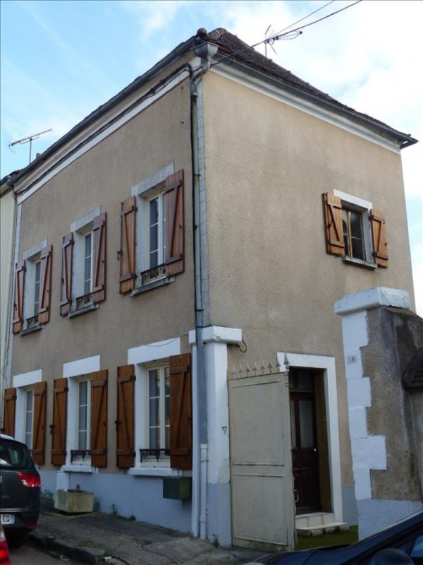 Vente maison / villa Ligny le chatel 50000€ - Photo 2