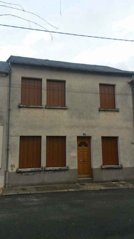 Vente maison / villa Henrichemont 98000€ - Photo 2