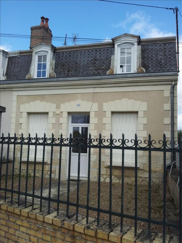 Location maison / villa Montoire sur le loir 570€ CC - Photo 1