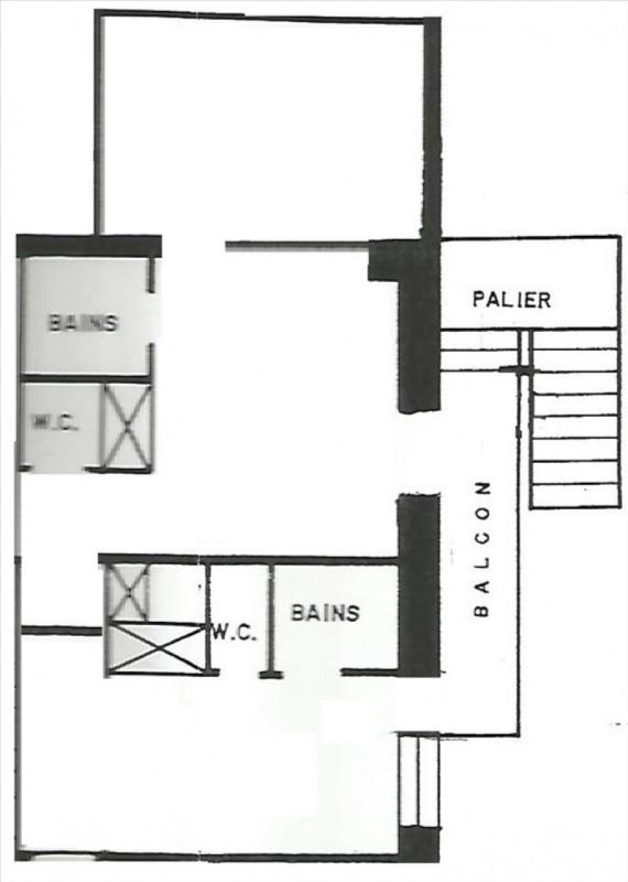 Prodotto dell' investimento appartamento Chamonix-mont-blanc 340000€ - Fotografia 5