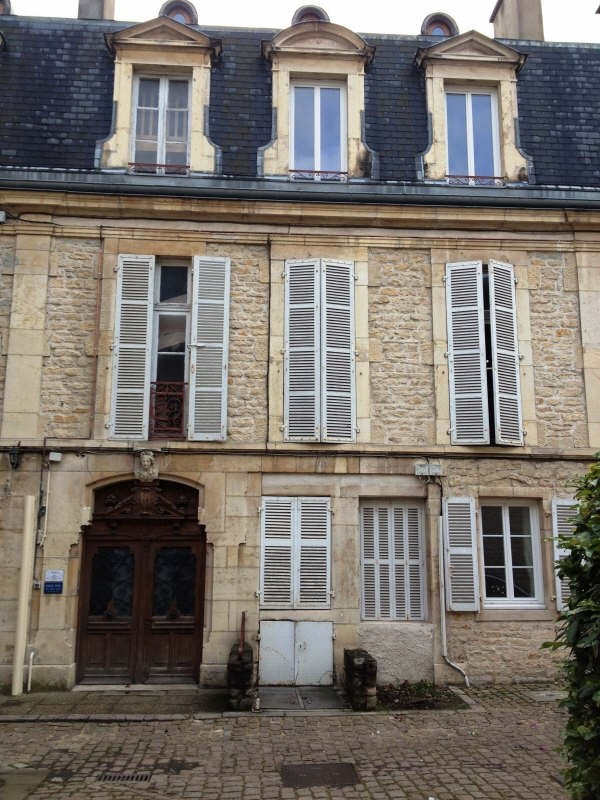 Rental apartment Dijon 800€ CC - Picture 1