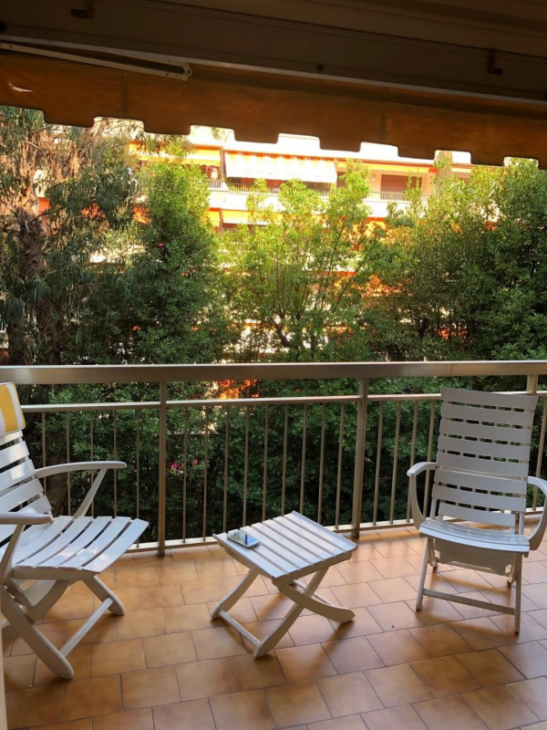 Sale apartment Cannes 338 000€ - Picture 2