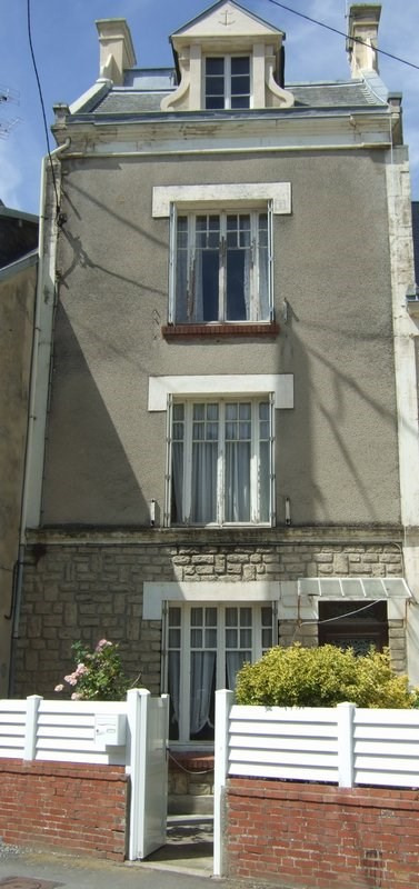 Verkoop  huis Grandcamp maisy 138000€ - Foto 1