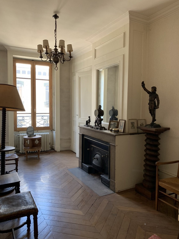 Vente de prestige appartement Lyon 2ème 945 000€ - Photo 5