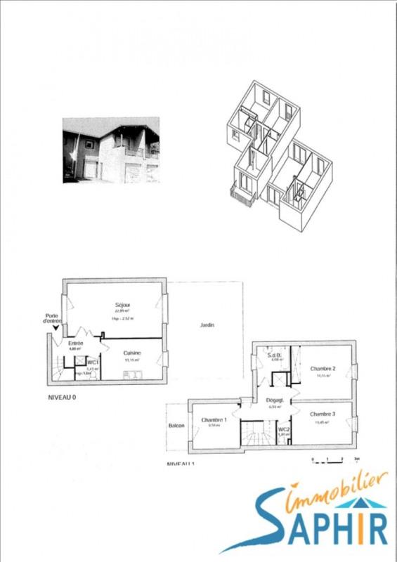 Sale house / villa Cugnaux 254400€ - Picture 7
