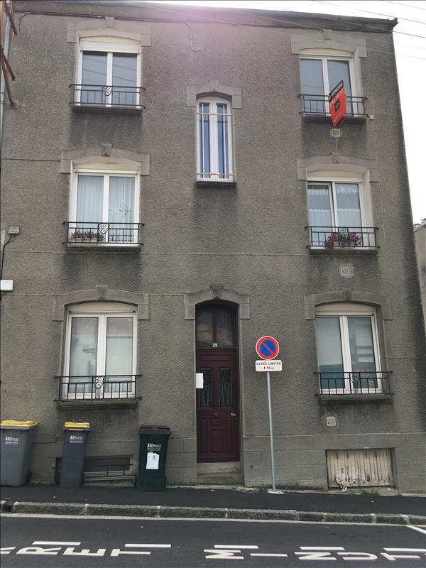 Sale apartment Brest 56 600€ - Picture 1