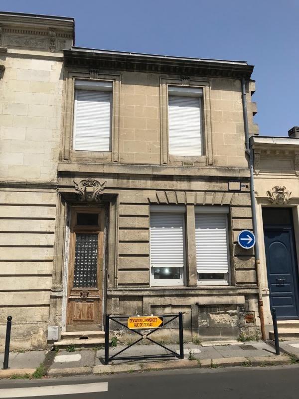 Sale building Bordeaux 385000€ - Picture 1