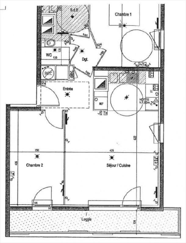 Vente appartement Vitry sur seine 318000€ - Photo 3