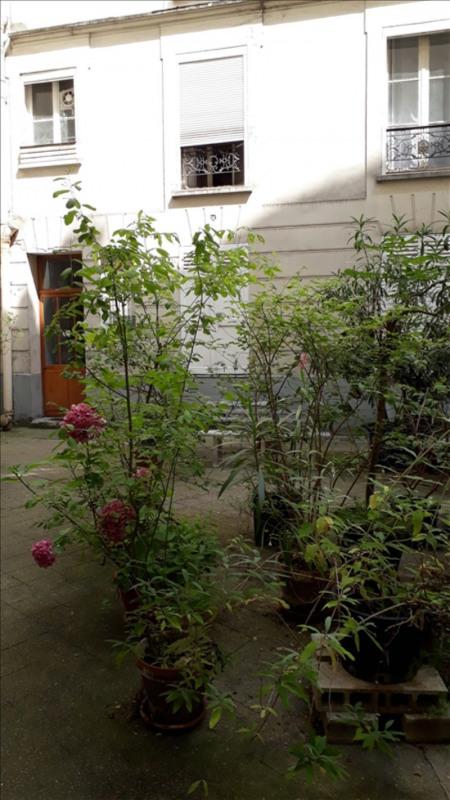Rental apartment Paris 18ème 920€ CC - Picture 10