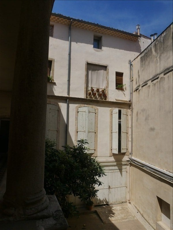 Sale apartment Beziers 78000€ - Picture 1
