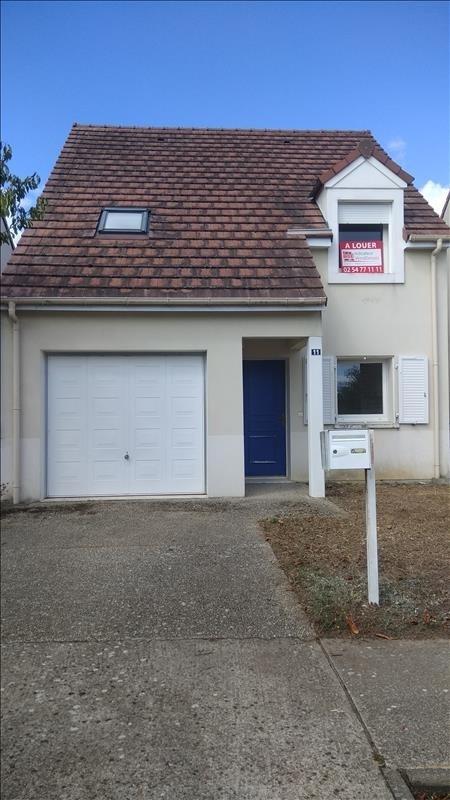 Location maison / villa St ouen 670€ CC - Photo 1